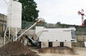Blend E Series 9: On-site Concrete Mixing